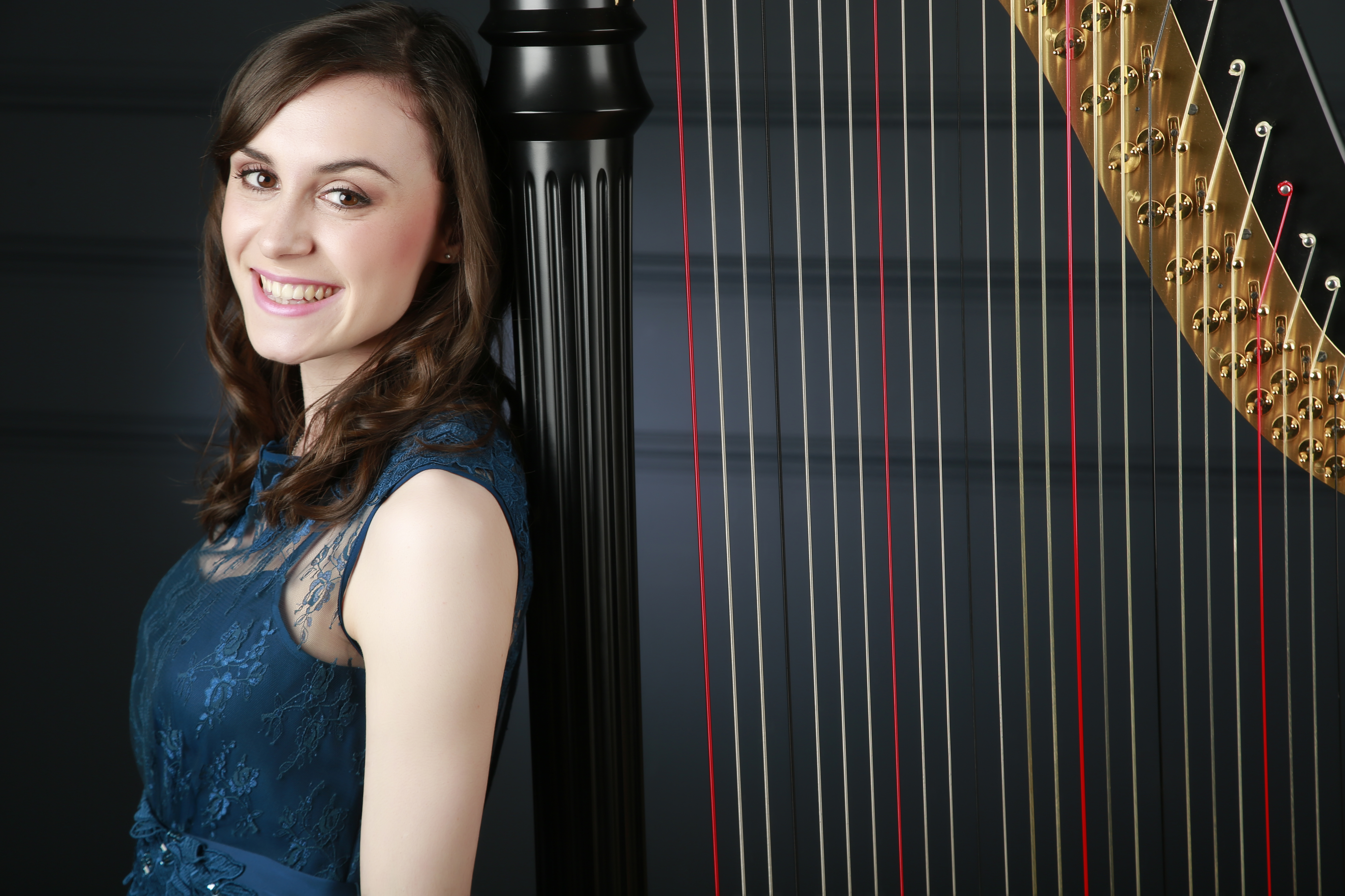 Bethan Griffiths (harp)