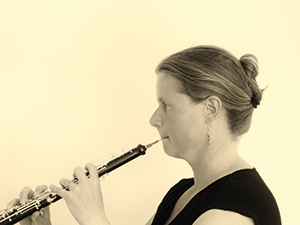 Catherine Tanner-Williams (oboe)