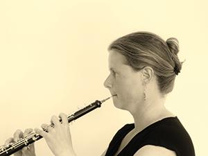 Catherine Tanner-Williams (oboe)