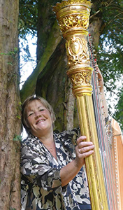 Eleanor Hudson (harp)