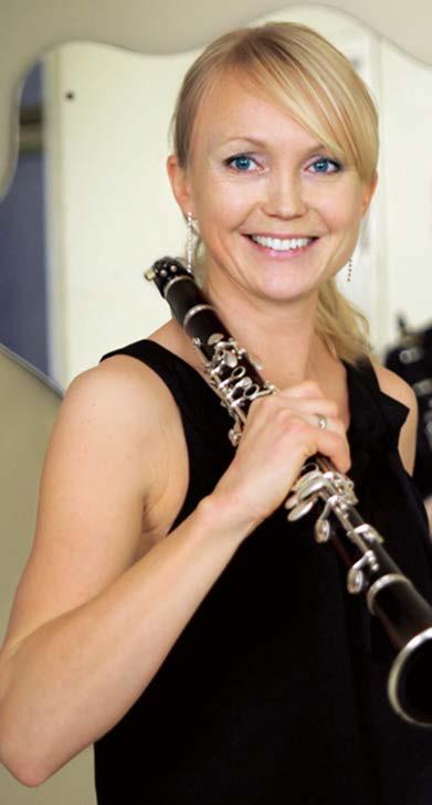 Hilde Follaug Mentzoni (oboe)