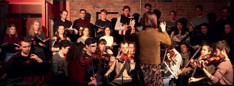 Kantos Chamber Choir
