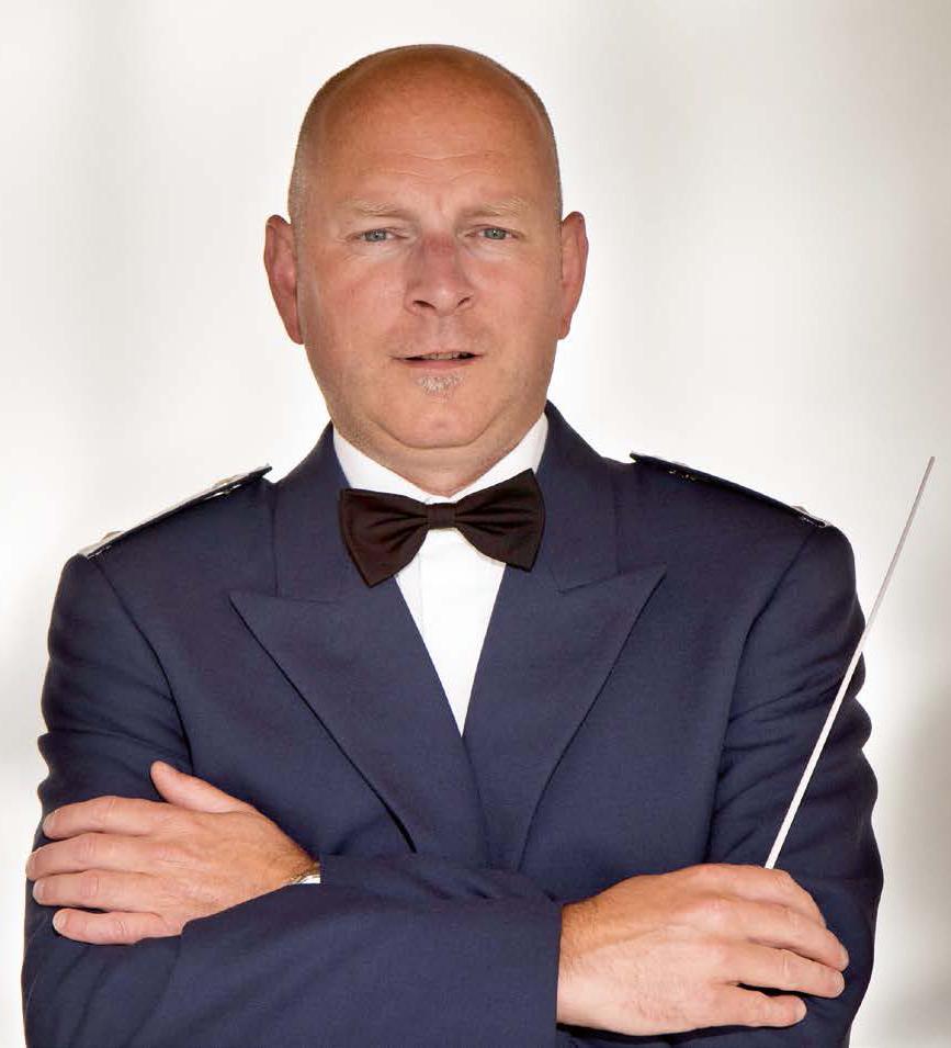 Leif Arne Tangen Pedersen (conductor)