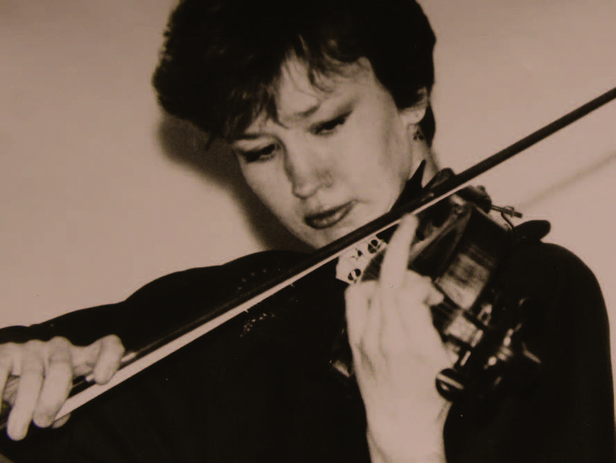 Nina Pissareva Zymbalist (violin)