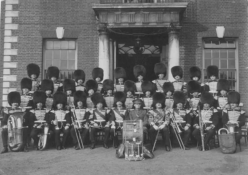 The Band of the Honourable Artillery Company