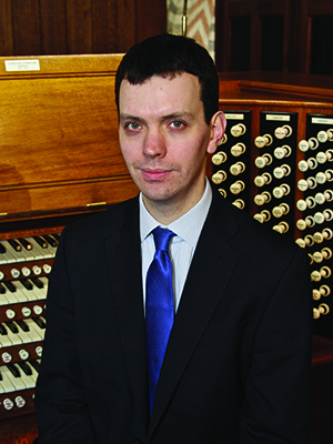 Tom Winpenny (organ)